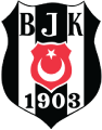 Besiktas's team badge