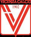 Vicenza's team badge