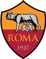 Roma's team badge