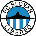 Slovan Liberec's team badge