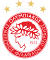 Olympiakos's team badge