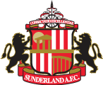 Sunderland's team badge