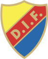 Djurgårdens IF's team badge
