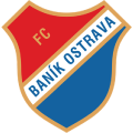 Banik Ostrava's team badge