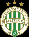 Ferencvaros TC's team badge