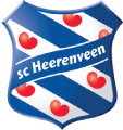 SC Heerenveen's team badge