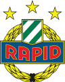 SK Rapid Wien's team badge
