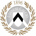 Udinese's team badge