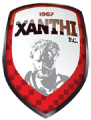 Skoda Xanthi's team badge