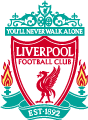 Liverpool's team badge