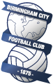 Birmingham City's team badge