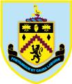 Burnley's team badge