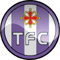 Toulouse's team badge