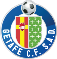 Getafe's team badge