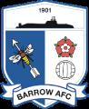 Barrow team badge