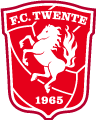 FC Twente's team badge
