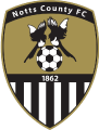Notts County's team badge