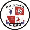 Crawley Town's team badge
