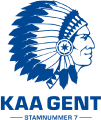 KAA Gent's team badge