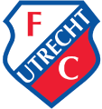 FC Utrecht's team badge
