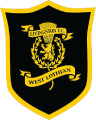 Livingston's team badge