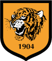 Hull City's team badge