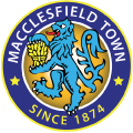 Macclesfield Town's team badge