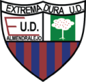 Extremadura's team badge