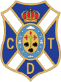 Tenerife's team badge