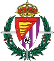 Real Valladolid's team badge
