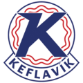 Keflavik's team badge