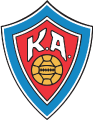 KA Akureyri's team badge