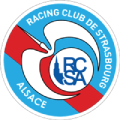 Strasbourg's team badge