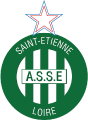 St Etienne's team badge