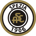Spezia's team badge