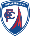 Chesterfield's team badge
