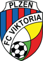 Viktoria Plzen's team badge