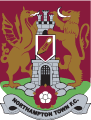 Northampton Town's team badge