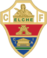 Elche CF's team badge