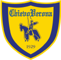 Chievo's team badge