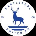 Hartlepool United's team badge