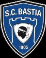 Bastia's team badge