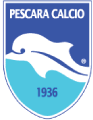 Pescara's team badge