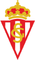 Sporting de Gijon's team badge