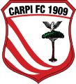 Carpi's team badge