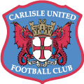 Carlisle United's team badge