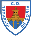 Numancia's team badge