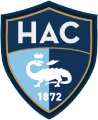 Le Havre's team badge