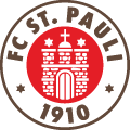 St. Pauli team badge