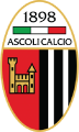 Ascoli's team badge